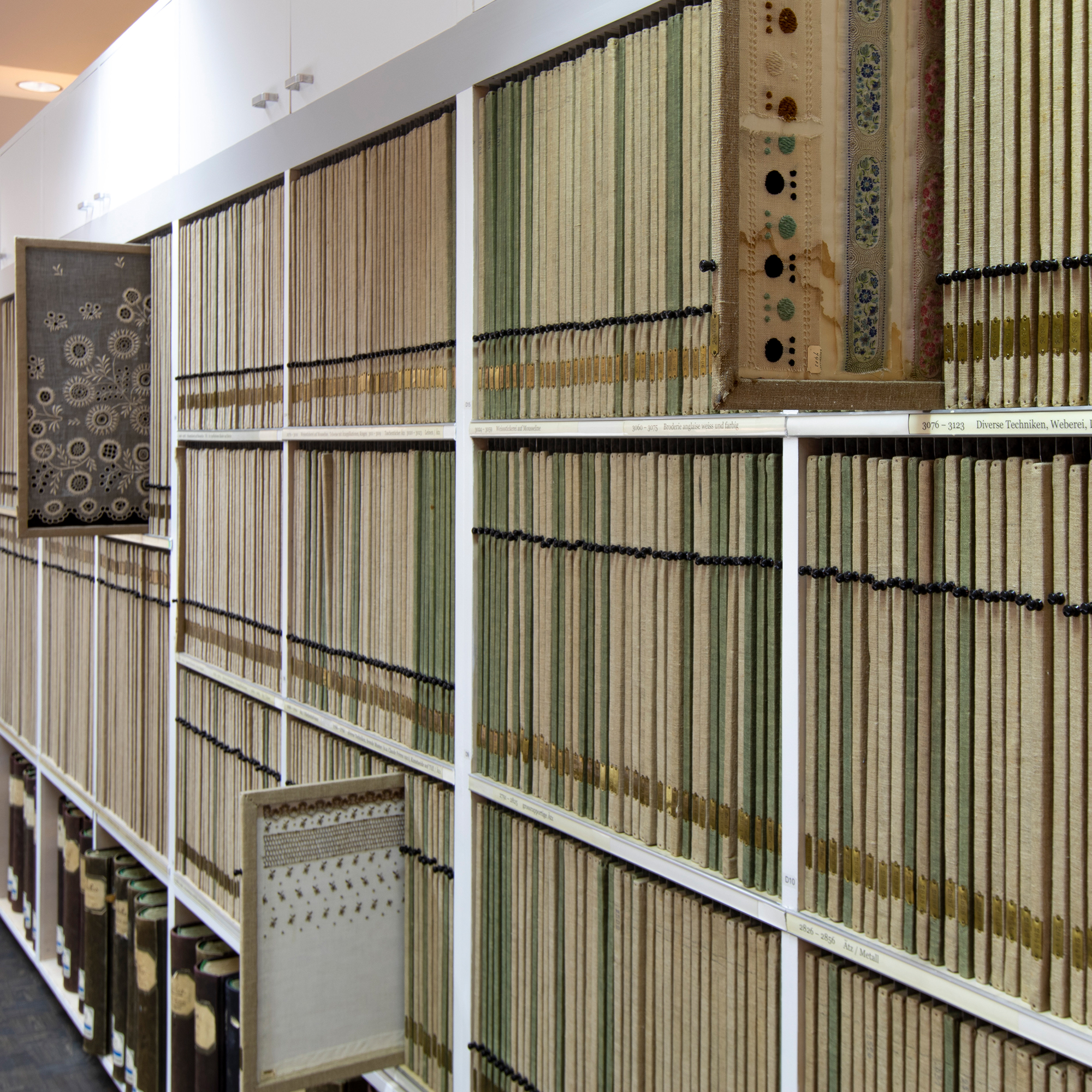 Bischoff Textil AG - Museum St. Gallen - Archiv